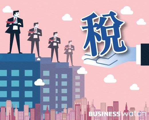 100대 기업 법인세 비중 23%..3년째 감소세