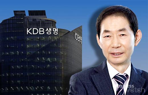 최철웅 KDB생명 대표이사